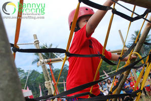 Outbound (Bannyu Woong Adventure) by SerayuRafting