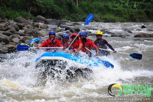 Rafting Sungai Serayu by SerayuRafting