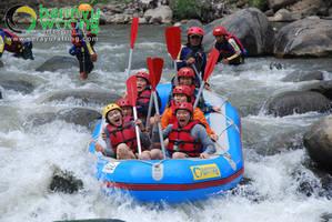 Arrggghh... (Rafting Sungai Serayu) by SerayuRafting