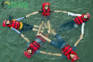 Sahabat (Rafting Serayu) by SerayuRafting