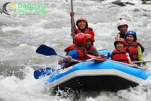 Happy Family (Rafting Serayu) by SerayuRafting