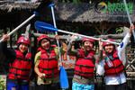 Bersama Sahabat (Rafting Serayu)