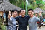 Choo Phang Dong! (Rafting Serayu)