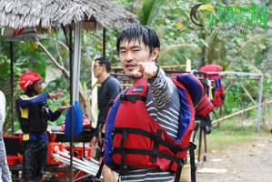 Are U Ready? (Rafting Serayu)
