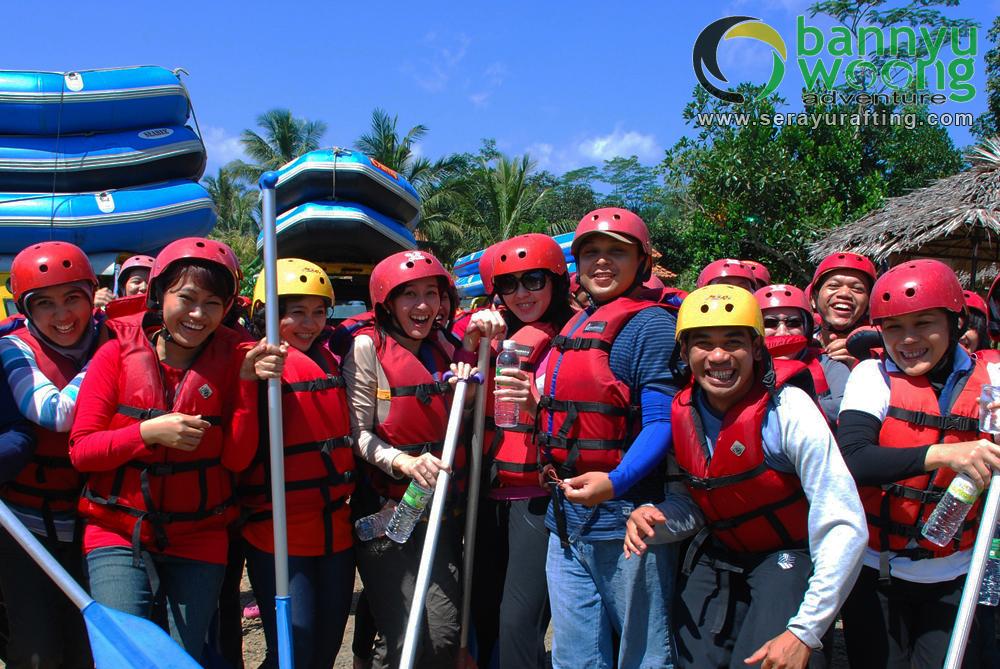 Go Rafting! (Arung Jeram Serayu) by SerayuRafting