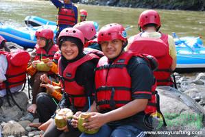 U and I (Rafting Serayu) by SerayuRafting