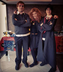 The Golden Trio - Ronald Weasley Cosplay