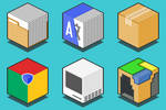 Cubic Icons
