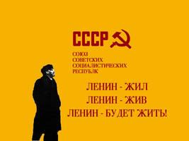 CCCP-Hammer+Sickle-WP-1 by comradenadezhda