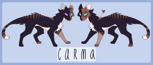 carma ref by rythiian