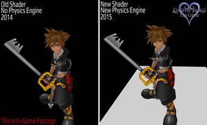 Kingdom Hearts Fan-Game (New Shader+Physics!)