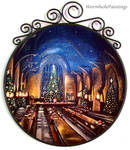 Christmas in the Great Hall ^^