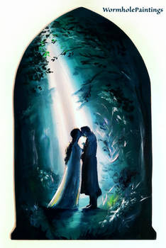 Mine is the choice of Luthien