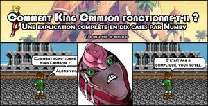 Comment King Crimson fonctionne-t-il
