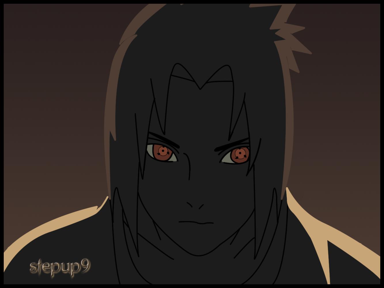 Sasuke Uchiha by stepu...