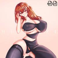 [ OPEN ] Adoptable 17 by Mikazeze