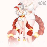 [ OPEN ] Adoptable 22 by Mikazeze