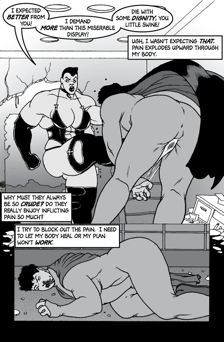 Soviet Superwoman vs Schadenfreude, page 4 by Tonuss
