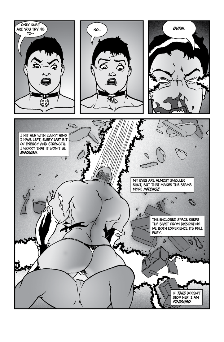 Soviet Superwoman vs Schadenfreude, page 7 by Tonuss