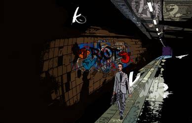 Tunnel Vision by KayZ-NZ