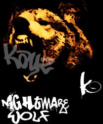 Nightmare Wolf by KayZ-NZ
