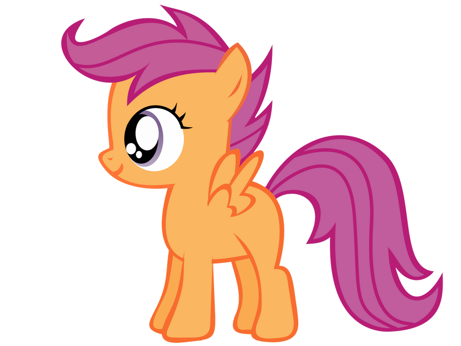 Scootaloo Vector by An...