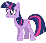 Twilight Sparkle Vector - Unfortunately..