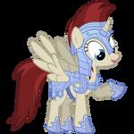Akira Vector - Crystal Pony Armor