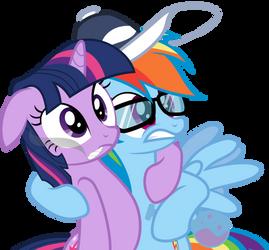 Rainbow Dash and Twilight Sparkle - Breaking Bad..
