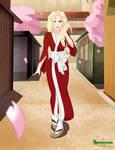 Contest - Shiori travels