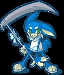 hey i have a big scythe cool
