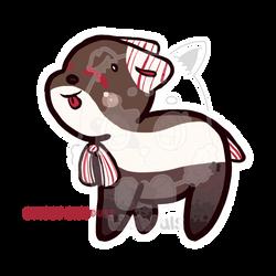 Peppermint Brownie Bite