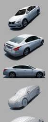 Nissan Altima 2013 by RaMoNVicious