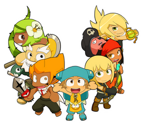 Mini-Wakfu by Fen825