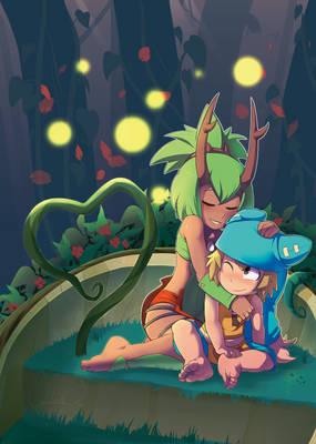 Amalia and Yugo