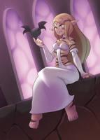Dark Evangelyne by Fen825