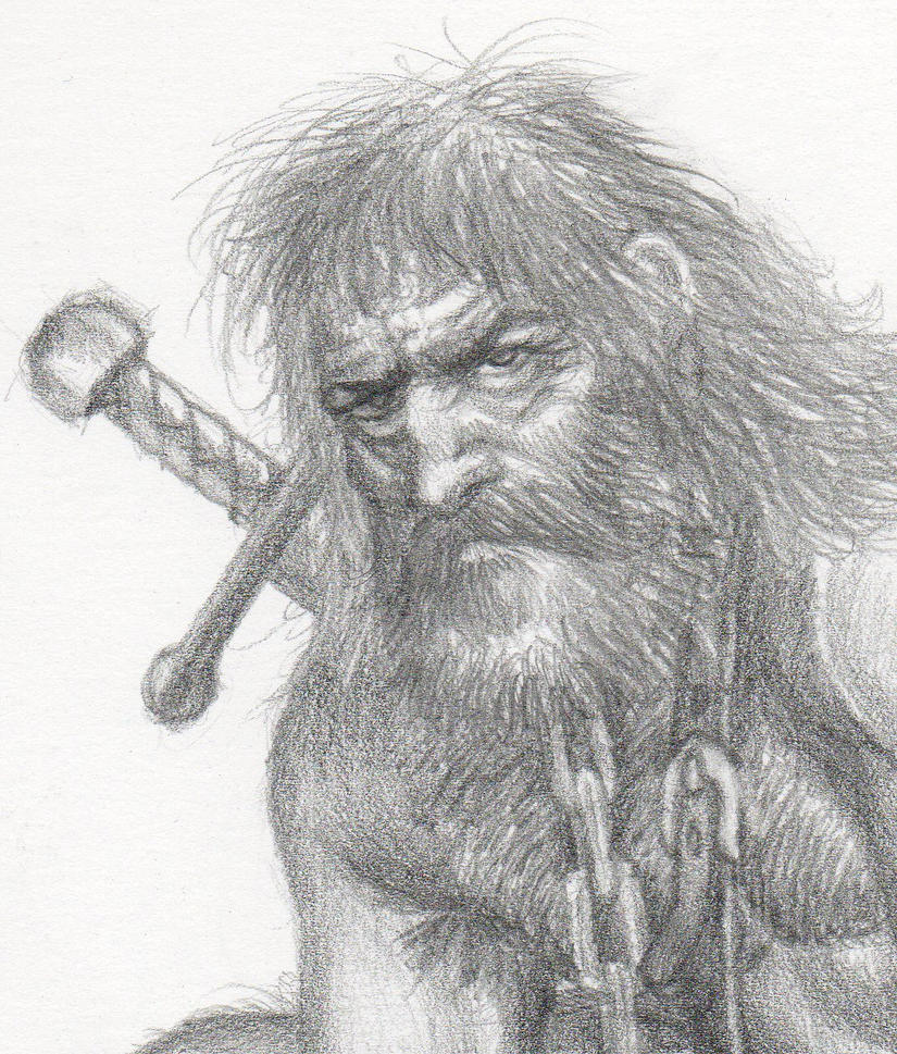 Viking sketch 3 by wolverat on deviantart for Viking pencils