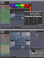 Color picker + Code editor by phresnel