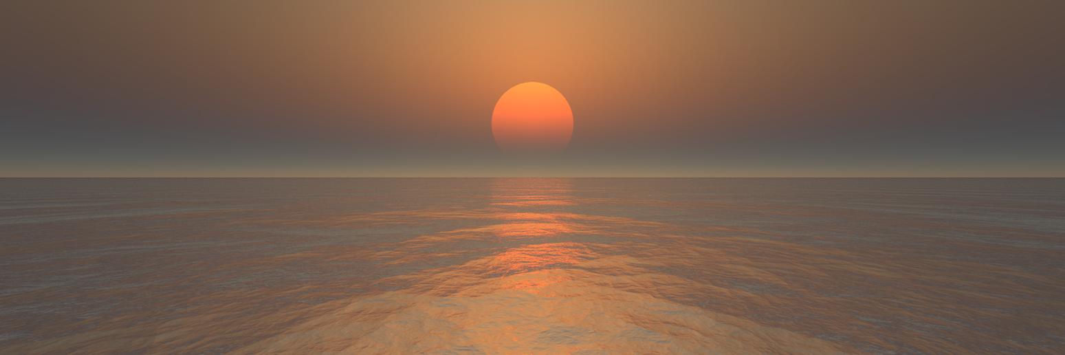 Picogen-Tutorial: A sunset by phresnel