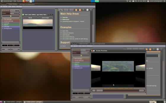 picogen 0.3 beta6 - In action