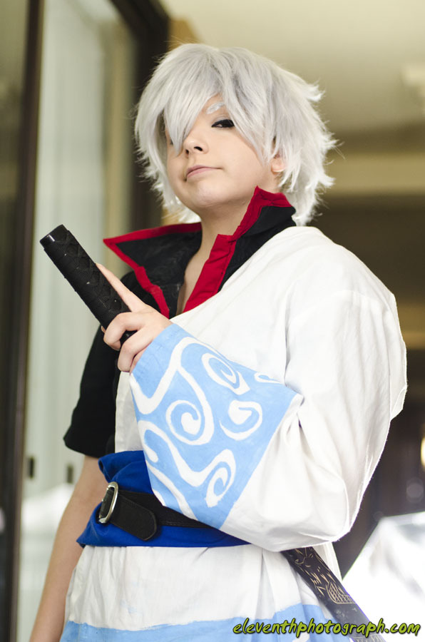 gintoki cosplay - photo #8