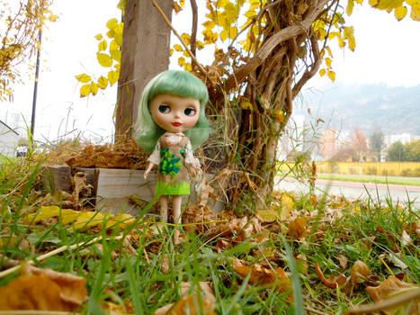 Apple in Autumn II