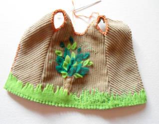 Blythe Handmade dress