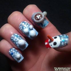 3D Winter Wonderland