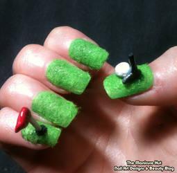 3D Golfing Nails