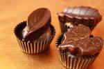 Cinnamon Mini-Cupcakes by AsaalatTameem