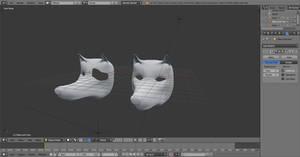 Kaya Irimi mask Tokyo Ghoul commission