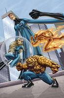 FANTASTIC FOUR by HEARTBREAKKID