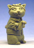 Riveter Kitty by Switchum