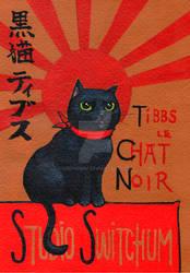 Tibbs Le Chat Noir